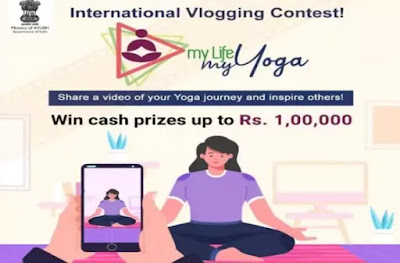Prime Minister Modi announces My Life My Yoga Video Blogging contest in Mann Ki Baat Highlights with Details