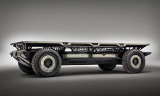 Truck GM Surus Berbahan Bakar Hidrogen