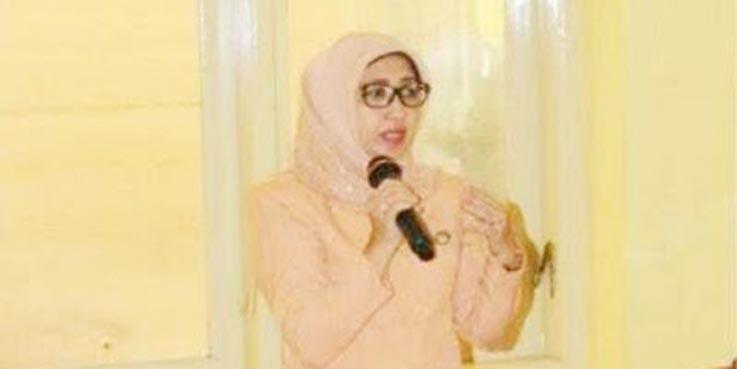 Hj. Mariyah Anwar.