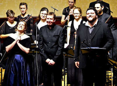Gemma Summerfield, Ian Page, Stuart Jackson and orchestra of Classical Opera - Flickr photo credit treble2309 (Andrea Liu)