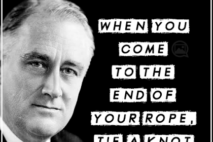 70 Franklin D. Roosevelt Quotes | Happiness | Freedom | Inspiration
