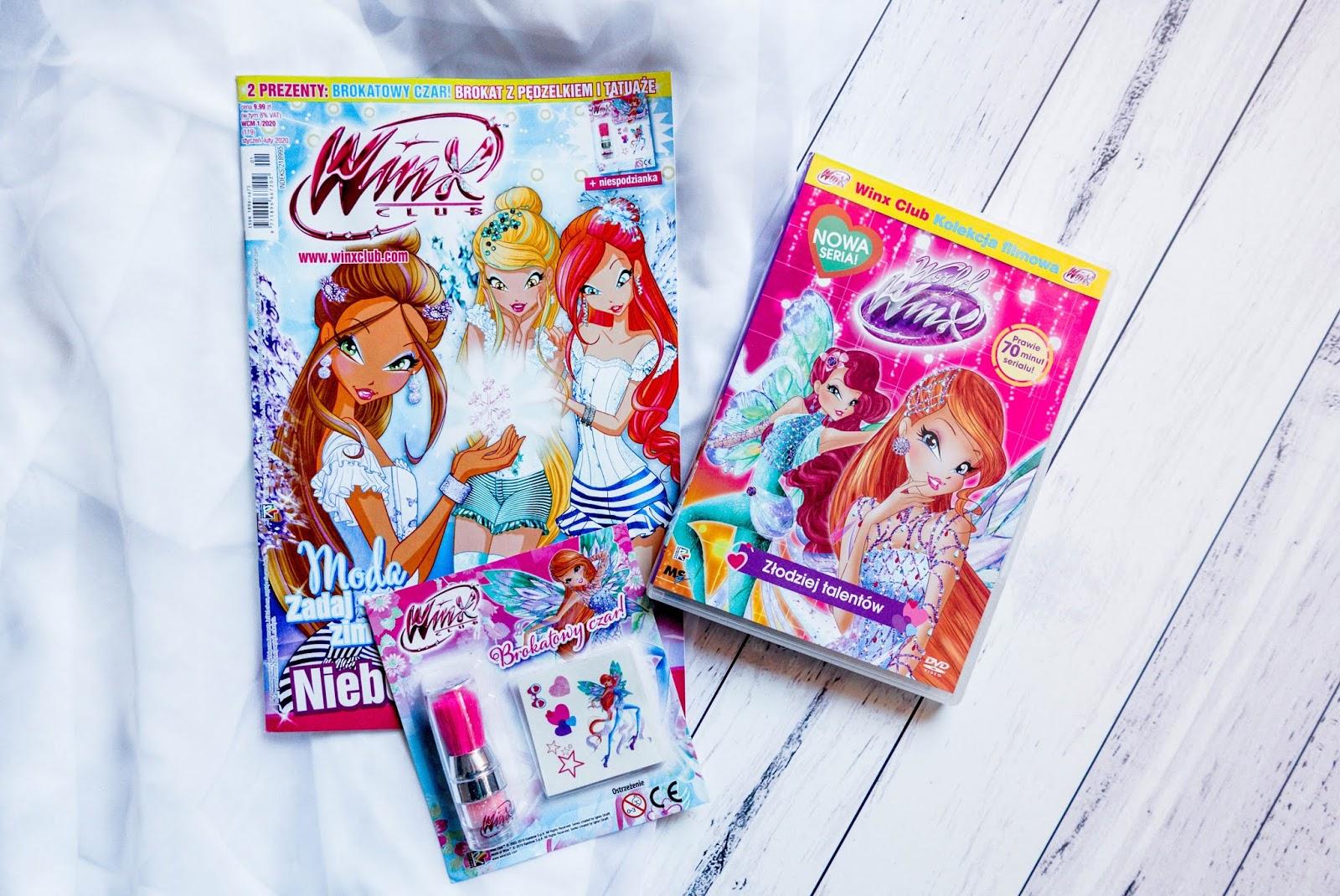 magazyn dla dziewczynek