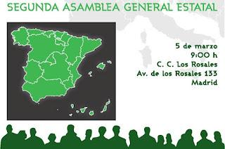 Asamblea General Extraordinaria Sábado 5 de Marzo