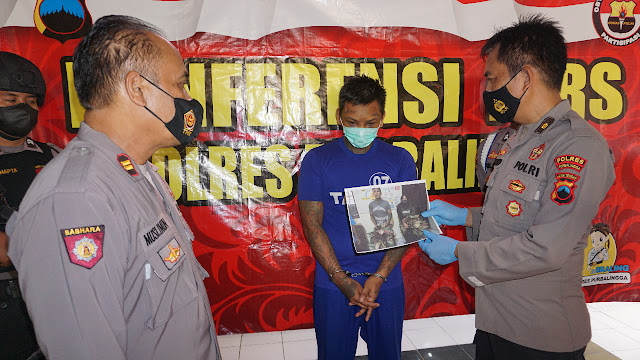 Kompak Mencuri Tanaman Hias, Suami-Istri Diamankan Polisi di Purbalingga