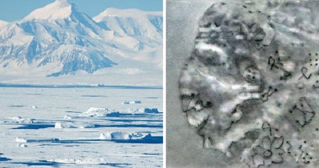 Nhà khảo cổ học tuyên bố đã tìm thấy bằng chứng về nền văn minh cổ đại tiên tiến ở Nam Cực