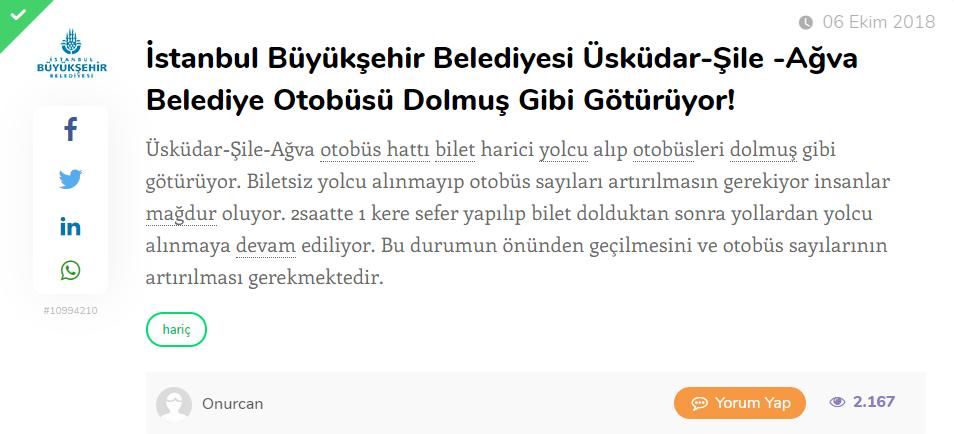 """Youtube'da """"139 A İETT Otobüsü Adı Altında Yapilan Rezalet"""" Diye Paylaşıldı"""
