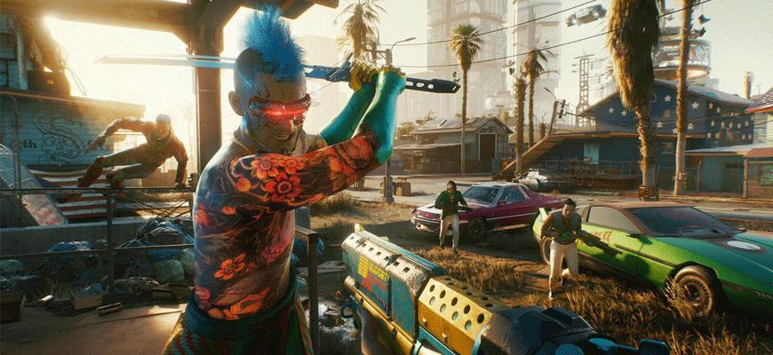 CD Project Red offers a refund for Cyberpunk 2077