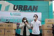 Peduli Korban Bencana, Urban Company Kirim Bantuan Untuk Warga NTT