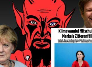 Kodėl dreba Merkel: parkinsonas ar šetono išėjimas iš kūno?