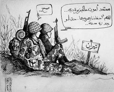 Tiran and Sanafir isles by Nabil