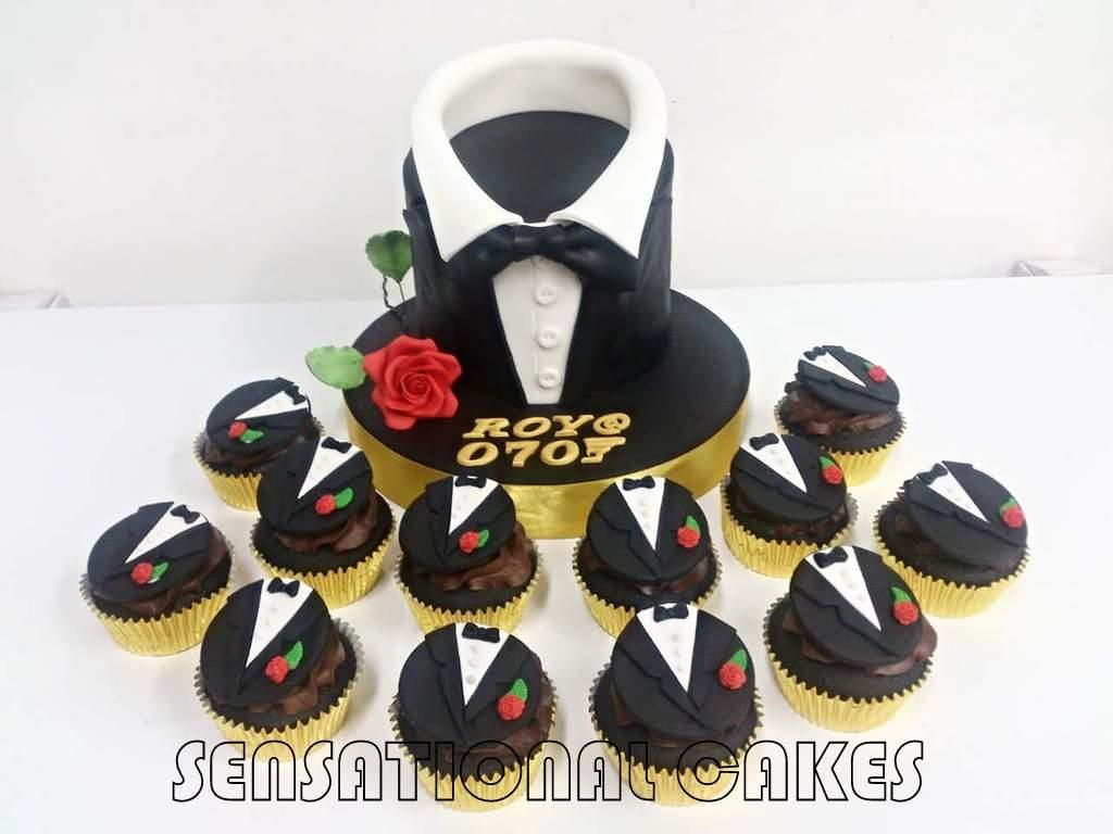 Casino Theme Cake Singapore