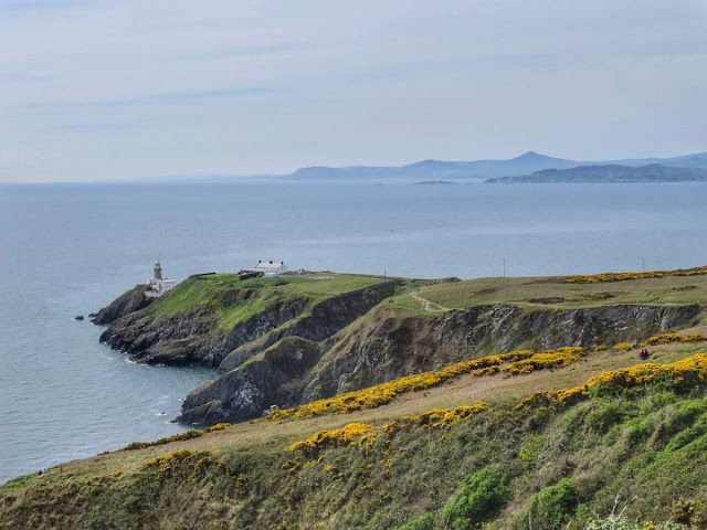 Best things to do in Dublin for free: Howth Cliff Walk