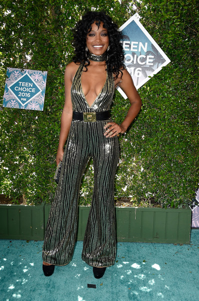 8244a45873c0 Danelle Kimberley  Teen Choice Awards Red Carpet
