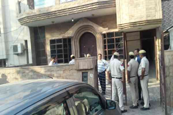 faridabad-sector-7-murder-4-person-of-a-family