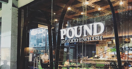 Top 5 Menu Items at POUND by Todd English