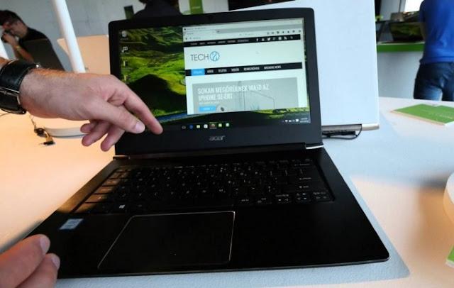 Harga Laptop Acer Aspire S13 Tahun 2017 Beserta Spesifikasi, Laptop Idaman Memiliki Ketebalan Hanya 0.57 inchi