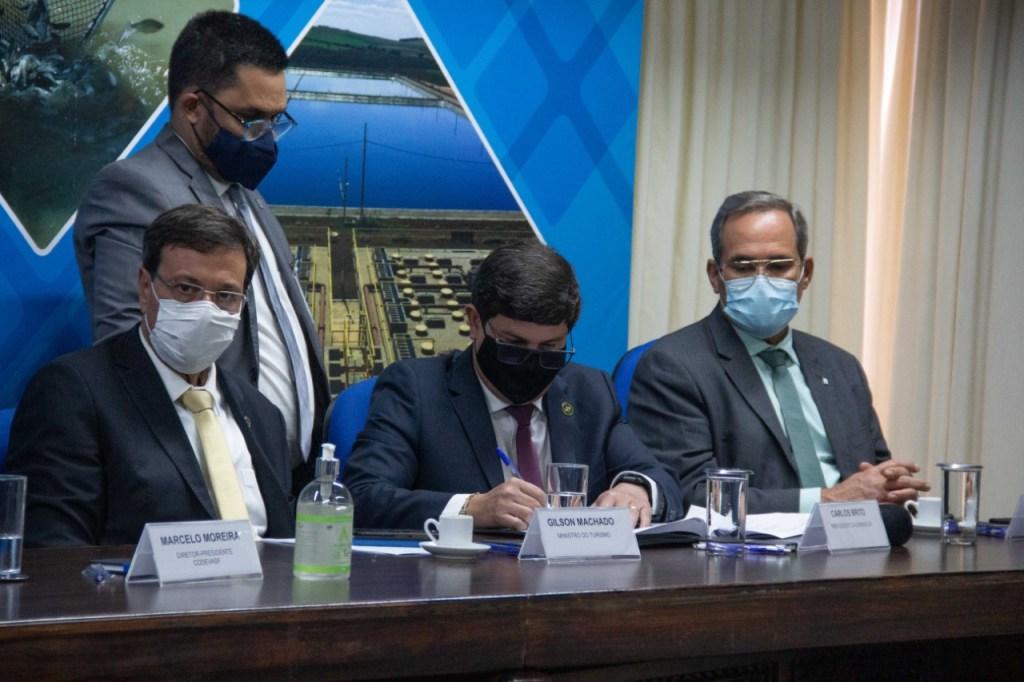 EMBRATUR e CODEVASF assinam Acordo de Cooperação Técnica para divulgação do Agroturismo