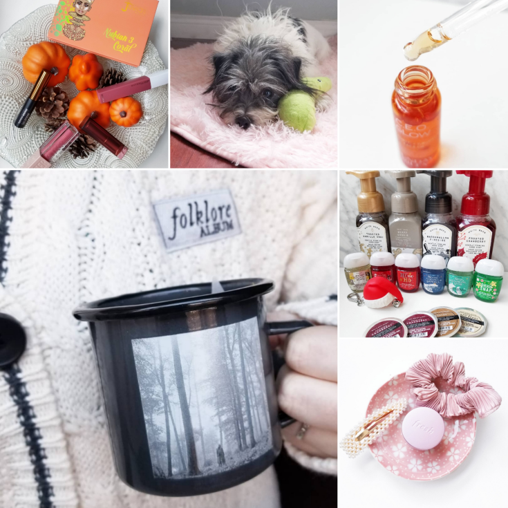 bblogger, bbloggers, bbloggerca, bbloggersca, canadian beauty bloggers, lifestyle blog, monthly favorites, ceo glow, folklore merch, taylor swift merch, bath and body works haul