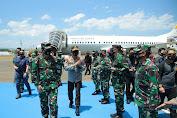 Panglima TNI : Tindak Tegas Oknum yang Terbukti Lakukan Pengerusakan di Polsek Ciracas