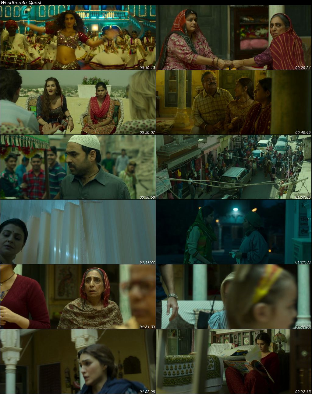 Mimi 2021 Hindi Movie Download HDRip 720p and Watch Online FUll HD