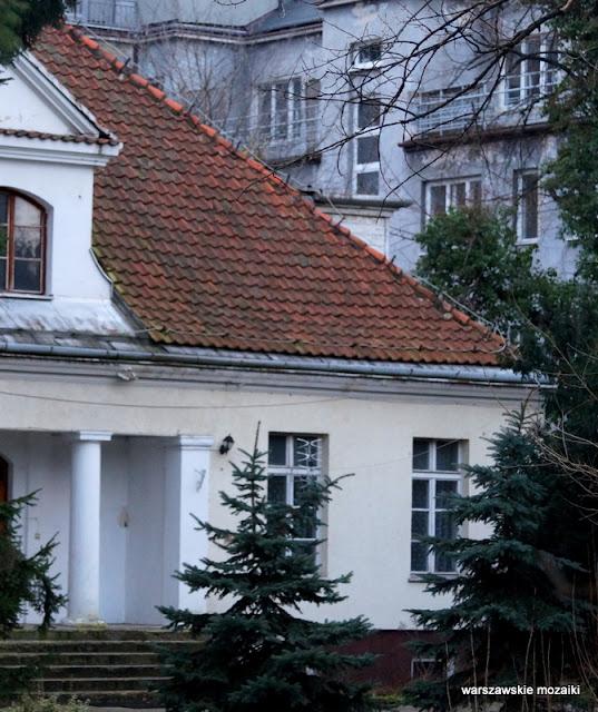 Warszawa Warsaw willa Narutowicza Marian Kontkiewicz Śródmieście