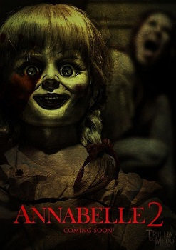 Annabelle 2 Full Movie Download (2017) HD MP4, MKV