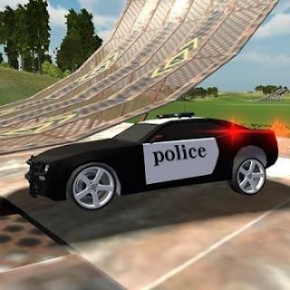 Police Stunt Car