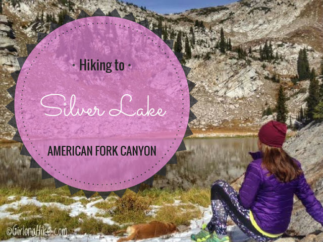 The Top 10 Hikes in American Fork Canyon, American fork canyon best hikes and trails, best views in American fork canyon, Silver Glance Lake