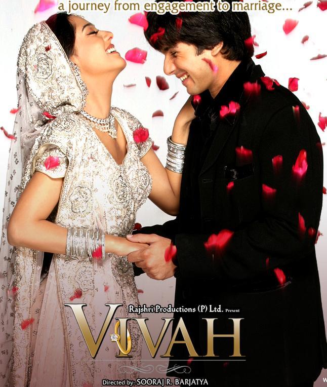 Vivah (2006) Hindi 720p BDRip 5.1 AAC 800MB ESub