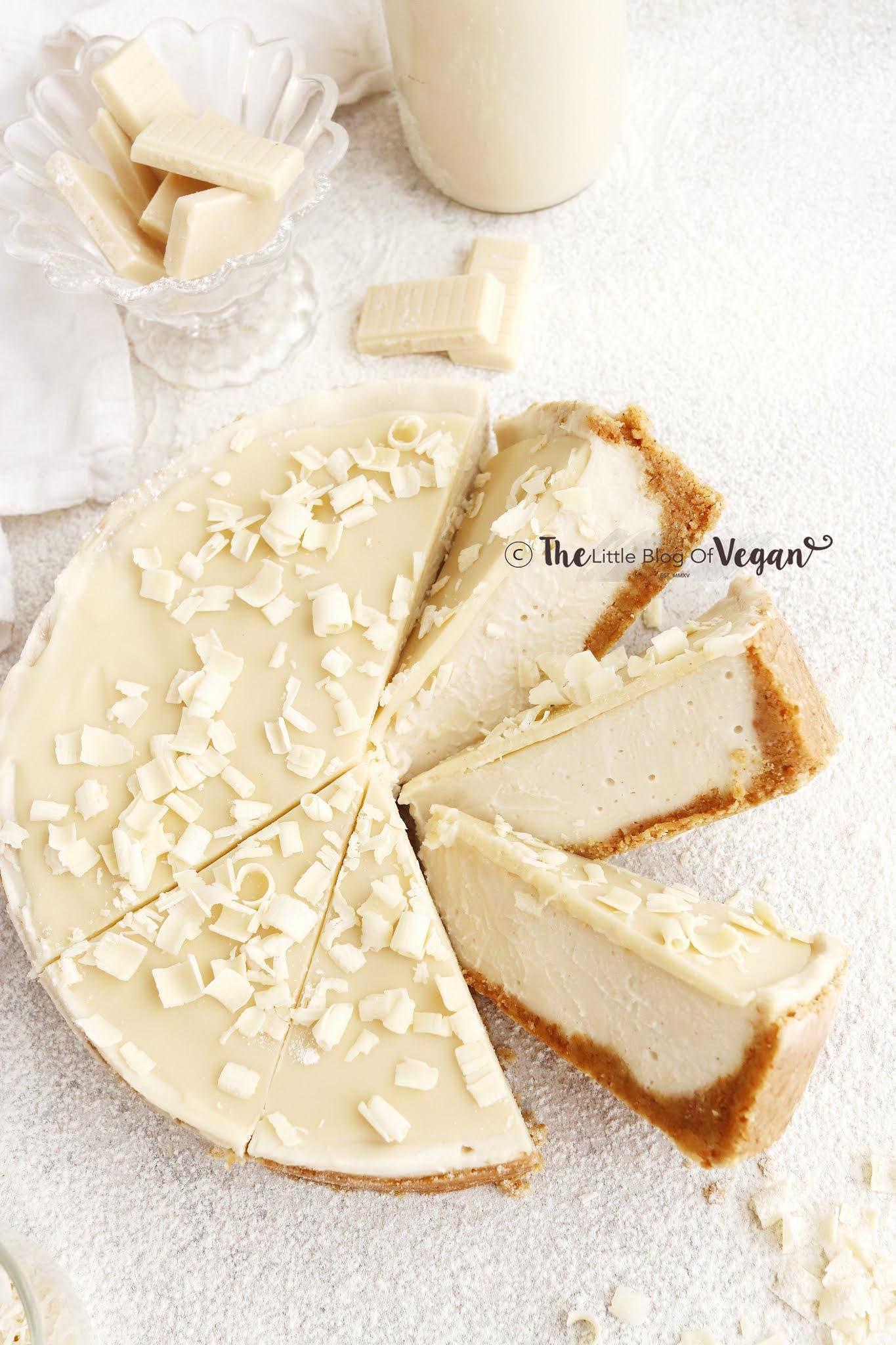 White-Chocolate-Cheesecake
