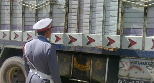 صادم : صدفة غريبة تقود لتفجير فضيحة جنسية غير مسبوقة داخل شاحنة ضواحي أكادير