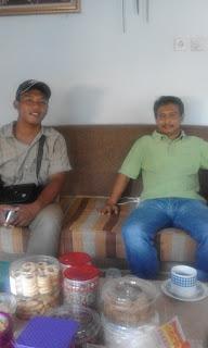 anggota komisi C DPRD Kuansing, Warsono