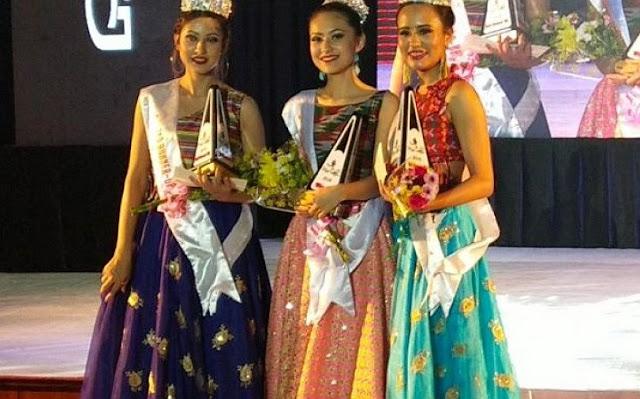 Miss Sikkim 2019 to Reetika Chettri from Namchi