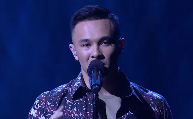 19-year old Cyrus Villanueva enters Top 5 of 'X Factor Australia'