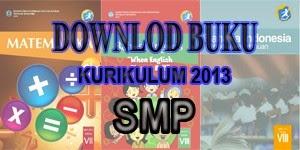Buku Kurikulum 2013 SMP Pegangan Guru dan Siswa