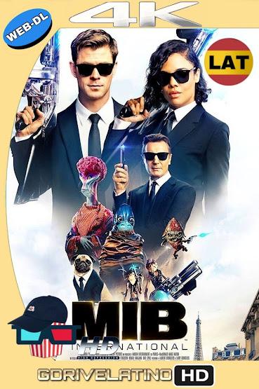 Hombres de Negro: Internacional (2019) WEB-DL 4K HDR Latino-Ingles MKV