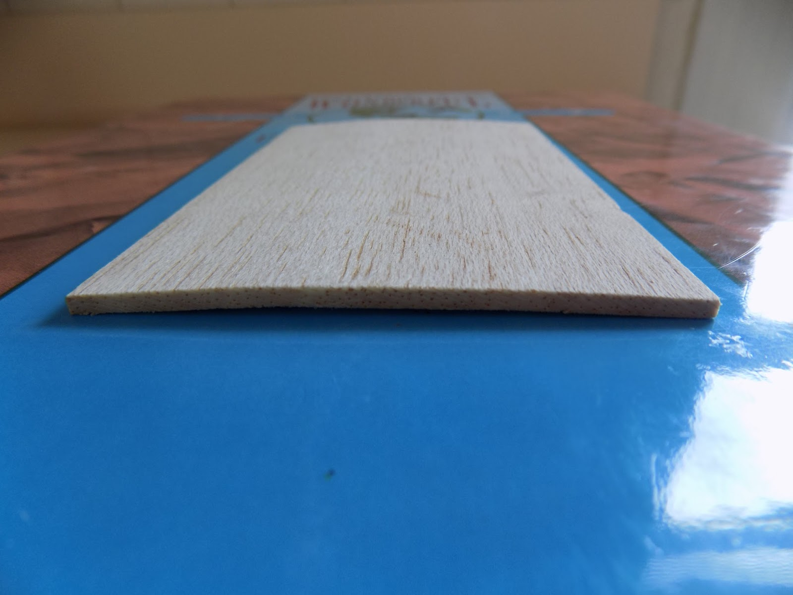 The Rocket N00b Warp Factor Fixing Warped Balsa Fins