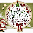 BRAMCOTE and KINETON HIVE: NEC Festive Gift Fair 21 - 24 November