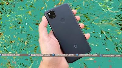 Google Pixel 4a Short Review