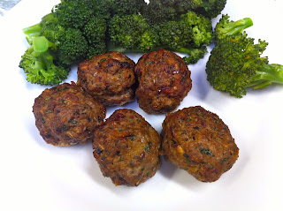 A for Lifestyle recipe: Italian Lamb Meatballs