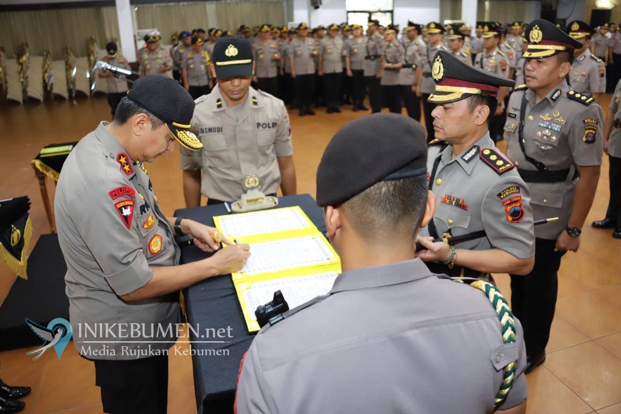 AKBP Rudy Cahya Kurniawan Jabat Kapolres Kebumen