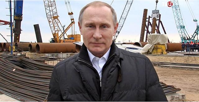 Известный астролог рассказал, почему Путин серьезно просчитался с Керченским мостом