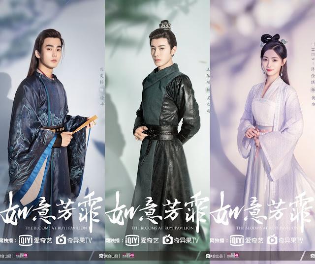 liu yichang, xu jiaqi, wang youshuo