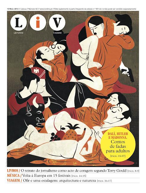 Lisboa | 'São os contos de fada dos adultos. Queres sempre ouvir mais um'