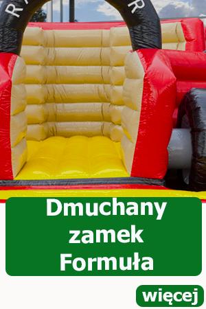 Dmuchany zamek Formuła, skakańce, dmuchańce wrocław, atrakcje dla dzieci wrocław, pikniki, festyny