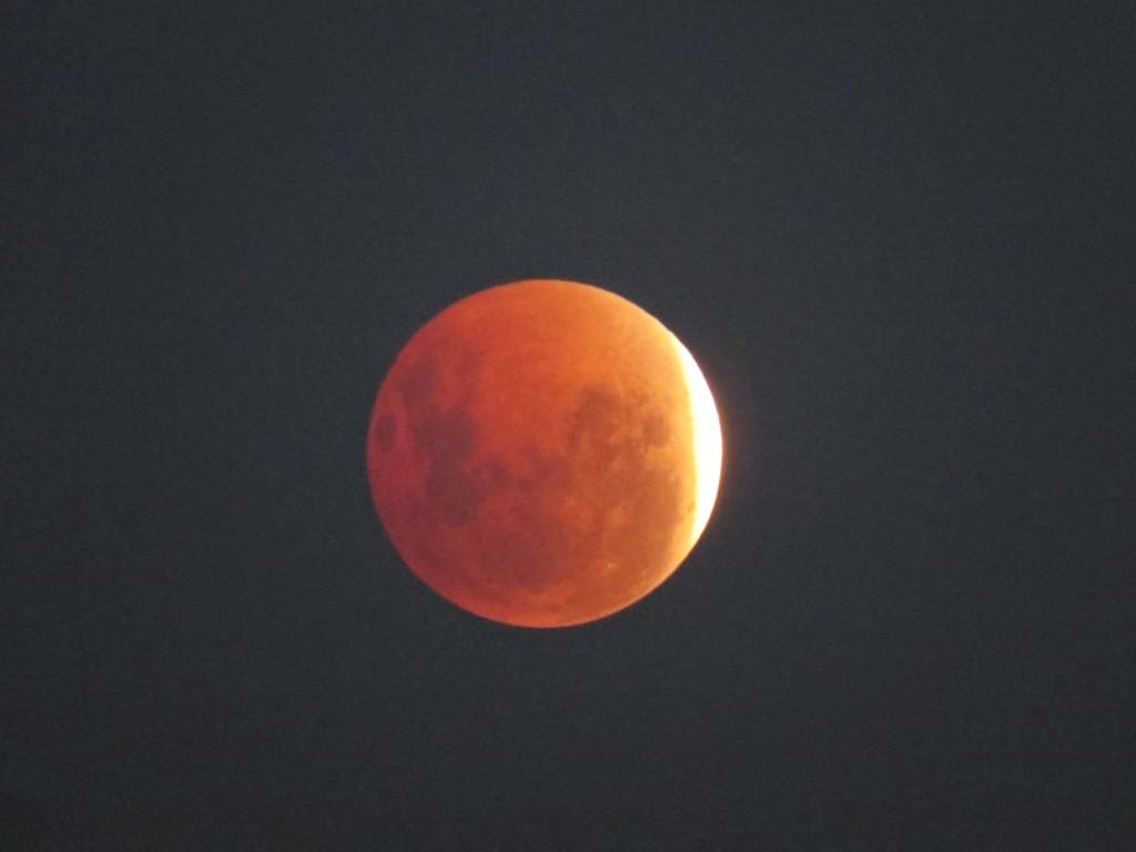 red moon tonight in melbourne - photo #16