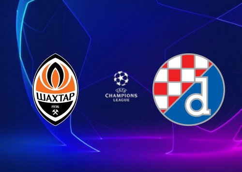 Shakhtar Donetsk vs Dinamo Zagreb -Highlights 22 October 2019
