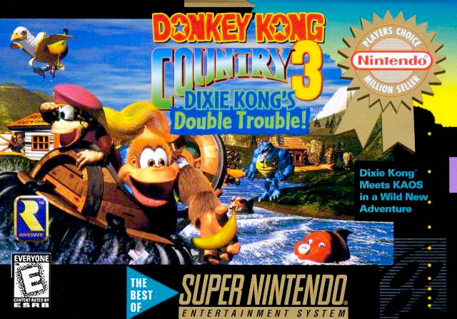 donkey kong country 3 para pc baixaki