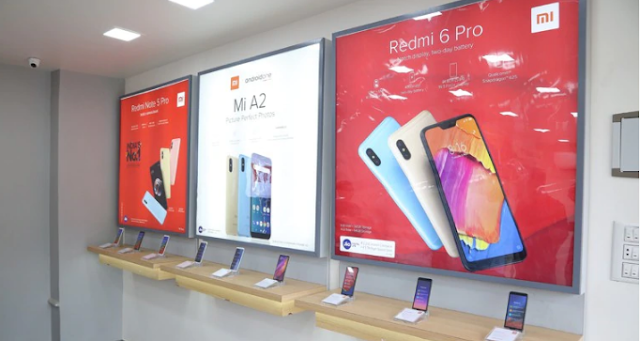 One day in India,Xiaomi most shops opened in the world record