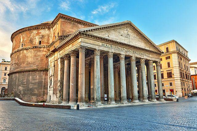 البانتيون - روما